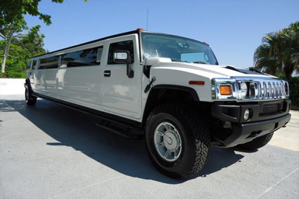 14 Person Hummer Chandler Limo Rental