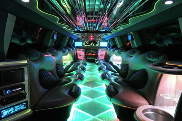 14 Person Hummer Limo Rental Chandler
