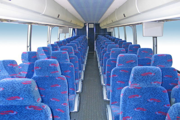 50 Person Charter Bus Rental Chandler