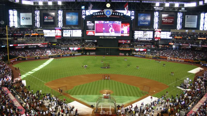Party Bus Service Chandler Chase Field