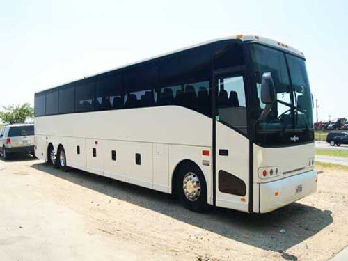 Chandler 56 Passenger Charter Bus